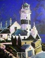Cloch Lighthouse - Jim Owens