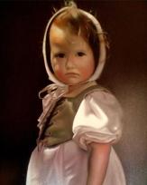 Little Dutch Girl - Angus Paton