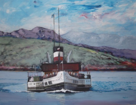 The Last Steamer - Robert Marshall