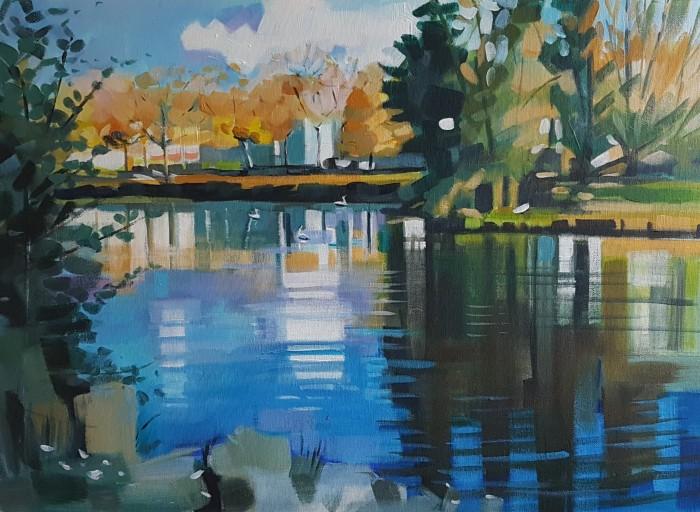 The Swan Pond